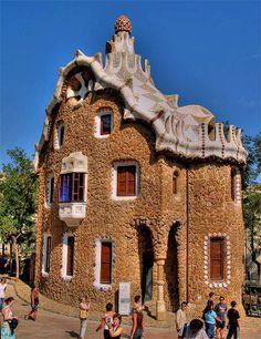 Parque Güell. Gaudí. BCN
