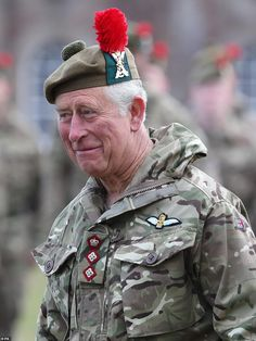 Prince Charles, Prince of Wales, known as the Duke of Rothesay whilst. Hm The Queen, Her Majesty The Queen, Royal Prince, Prince Of Wales, Prince Phillip, Prince Charles, Homecoming Parade, Lady In Waiting, British Royal Families