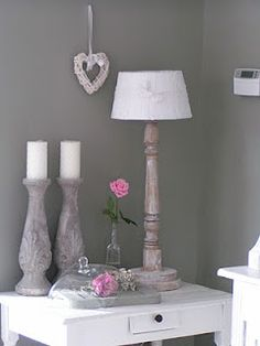 Love Pink and Gray x www.wisteria-avenue.co.uk