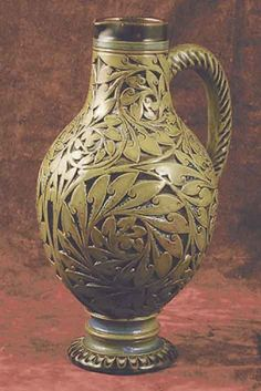 This ewer by Robert Wallace Martin.