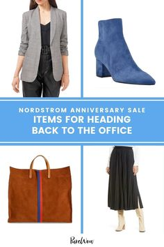 Now that we are all headed back to the office, it's time to refresh our wardrobes and beauty cabinet with these 21 favorites. #shopping #NordstromAnniversarySale #Nordstrom Plus Size Looks, Fall Booties, Nordstrom Anniversary Sale, Professional Attire, Winter Trends, Business Casual Outfits, Street Style Looks, Night Outfits, What To Wear