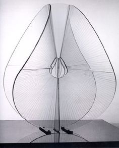 Translucent Variation on a Spheric theme, 1951 (after original made in 1937)