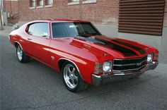 1971  CHEVELLE SS. my dad's dream since as far back as i can remember. i can't wait to get it for him one day