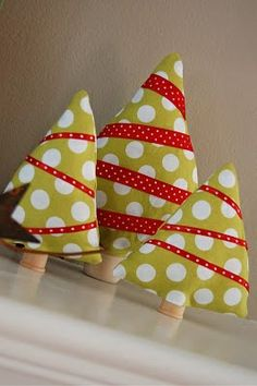 Christmas tree tutorial sewing-tutorials