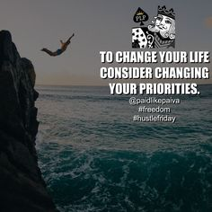 To change your life consider changing your priorities #paidlikepaiva  Whatcha say  or ? Leave a comment   Ever wondered how to become succesful working online? And how to turn a couple hours per day into a six figure online income. CHECK THE LINK IN OUR BIO @paidlikepaiva CHECK THE LINK IN OUR BIO @paidlikepaiva  You deserve it.  #mlm #onlinemarketing #motivation #makemoney #inspiration #success #successful #millionaire #financialfreedom #entrepreneur #hustle #wealth #dream #lifestyle #goals…