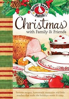 (FREE for a limited time-full sized cookbook) Gooseberry Patch- Christmas with Family & Friends