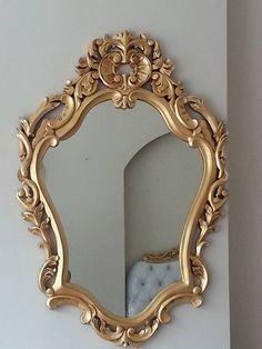 Mirror Photo Frames, Antique Picture Frames, Wall Mirror, Modern Framed Mirrors, Art Nouveau Tiles, 3d Cnc, Wood Carving Designs, Mirror Panels, Wall Clock Design