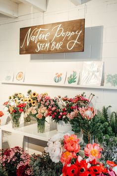 Coffee and Flowers at Communal Coffee in San Diego — Local Wanderer