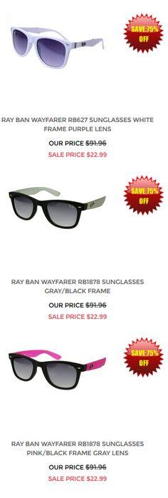 Ray Ban Sunglasses--Summer