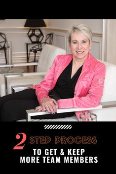 I'm going to share with you the two most important things you can do to sign up more Team Members AND… keep more Team Members actively building their businesses.  I'm also going to show you how to avoid some of pitfalls and mistakes I often see people make.   This is an area where a lot of people frankly, screw up and struggle to get results.   But as you're about to see, this 2-step process is incredibly simple and very effective.