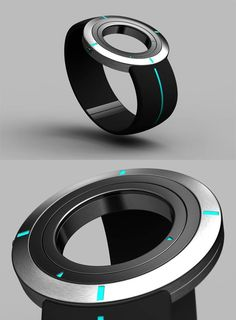 Revolutio Watch by Mickaël Chrost