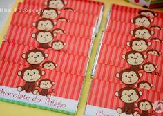 Fabulous Monkey themed birthday party