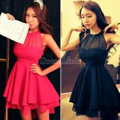 #Dresslink #Dress #Black #Pink