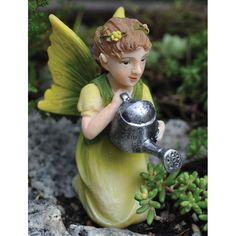 Fairy Figure - Watering