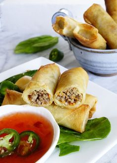 recipe: vietnamese egg roll dipping sauce cheap easy [11]
