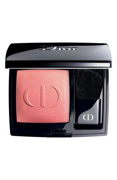 Dior Rouge Blush, new for fall 2018 in 9 shades (affiliate) Maybelline, Sephora, Dior Blush, Christian Dior, Arch Brows, Dior Lipstick, Circular Motion, Makeup Lessons, Beautiful Eye Makeup
