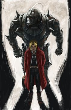 Full Metal Alchemist - Elric Bros:
