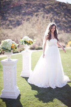 I like the vases Side Swept Curls, Amalfi Coast Wedding, Brunch Wedding, Yes To The Dress, Dream Wedding, Wedding Hair, Bridal Hair, Wedding Stuff, Bridesmaid Dresses