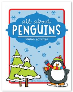 Free Penguin Mini-Unit! 14 pages of fun writing activities for your classroom. Your students will love the short story and penguin report activities, as well as the accompanying worksheets!