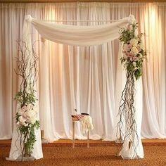 Квадратная арка для выездной регистрации#свадьба#свадьбакурган#оформлениесвадеб