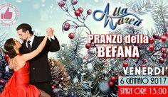 Pranzo Della BEFANA Da Alta Marea http://affariok.blogspot.it/