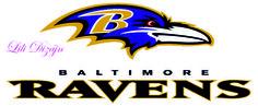Baltimore Ravens fényképes bögre kiterítve