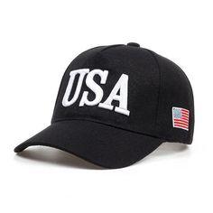 Men Womens Baseball Cap Make America Great Again Hat Snapback Cap Men Usa  Hip Hop Caps 3565170ddce