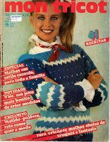 Revista Mon Tricot: Mon Tricot 47 - Junho 1991