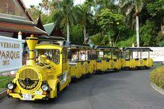 Fahrt mit der kostenlosen Bimmelbahn (73862709)