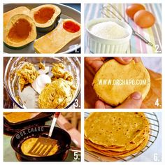 INGREDIENTS cup mashed squash (acorn tastes best) tablespoons baking powder egg whites (vegans sub for 1 tbsp tartar/arrowroot powder) OPTIONAL for added flavor garlic salt/pepper to taste and teaspoon vinegar Diabetic Recipes, Easy Healthy Recipes, Snack Recipes, Snacks, Lower Carb Meals, Natural Supplements, Chocolate Flavors, Chara