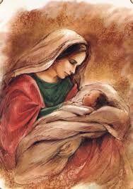 Bildergebnis für maria und jesus