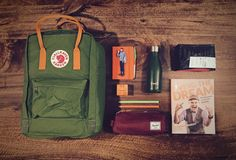 Check out this contest by Corwin Hiebert—he's filled a Fjallraven Kanken Photo + Laptop Bag with a bunch of goodies. Awesome.