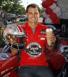 Steak 'n Shake, a primary sponsor of Rahal Letterman Lanigan Racing's No. 15 IndyCar Series entry for Graham Rahal, will donate $1 from each Graham Rahal Milkshake sold in the state of Ohio through August 31 to The Graham Rahal Foundation. The money raised will then be used to benefit FightSMA, a non-profit spinal muscular atrophy organization raising public awareness and funds for research.