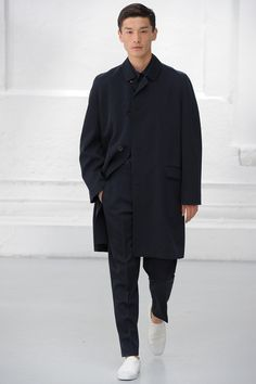 Christophe Lemaire   Spring 2015