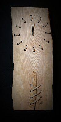 Clock Design İdeas 846113848727092132 - atelier boisnature – atelier bois nature Source by