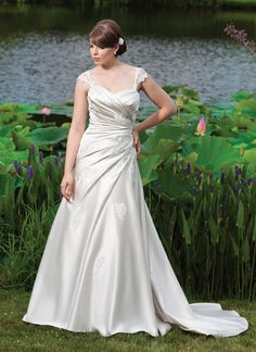 Sincerity Bridal Bridal Gown Style - 4545