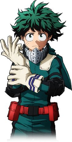 My Hero Academia || Izuku Midoriya