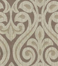 Home Decor 8''x 8'' Fabric Swatch-HGTV HOME Magic Hour Pewter at Joann.com