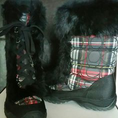Coach Women's Boots Kept in original box and only worn once. Coach Shoes Winter & Rain Boots
