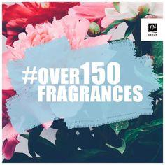 Million Choices heeft 150 parfum geuren voor dames en heren. #parfum #over150fragrances