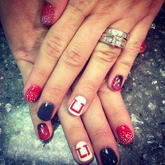 university of utah nail designs - Google Search