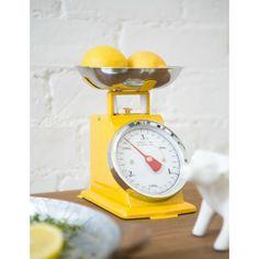 Retro Kitchen Scales