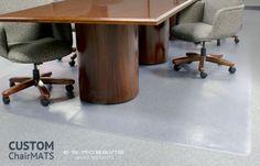 Charmant Custom Office Chair Mats