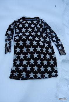Merinoknit star tunic