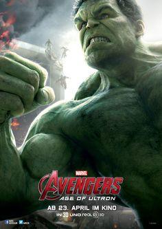 Avengers - Age Of Ultron - Marvel - Bruce Banner / The Hulk (Mark Ruffalo) - kulturmaterial