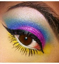 Rainbow Bright Eyes