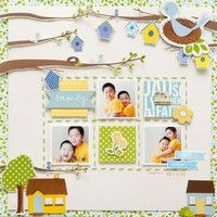 A Project by geekgalz from our Scrapbooking Gallery originally submitted 01/16/13 at 10:39 AM