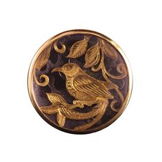 Bird of Paradise Japanese Inspired Pendant & Necklace
