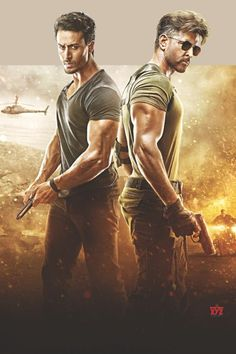 Here is your chance to be featured in Masala! 🎉 The trailer for starring Hrithik Roshan and Tiger Shroff has caused quite a buzz!✨The film is set to release in October and we want to know who you think is hotter and why? Hindi Movies, Bollywood Pictures, Bollywood Movies, Yash Raj Films, Movies, Hindi Movies Online, War Movie, Tiger Shroff, Actor Picture