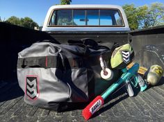 Whether it's an off-road week adventure or a day of paintball with your friends, our Smuggler duffel bags work wonders.